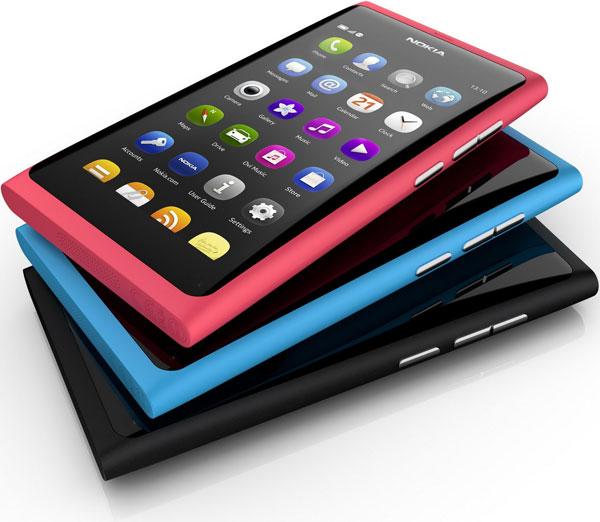 """Nokia N9 (MeeGo 1.2) - """"Где мои контакты"""" или no Google Exchange"""